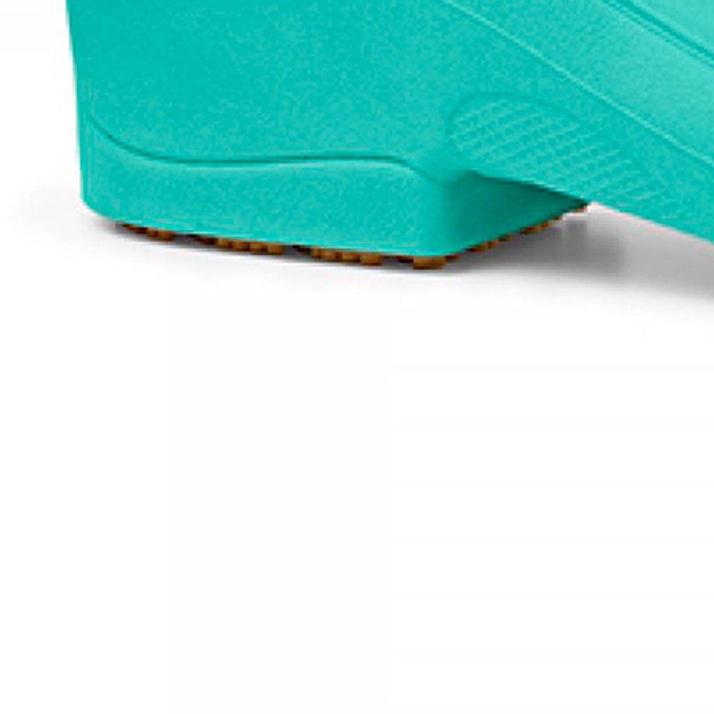 Sapato Flip Impermeável Verde com Solado de Borracha Nº 43 - Imagem zoom