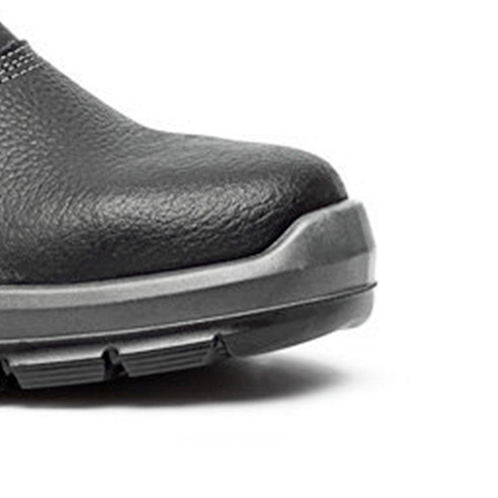 Sapato de Segurança com Elástico e Bico de Aço Nº 41 - Imagem zoom