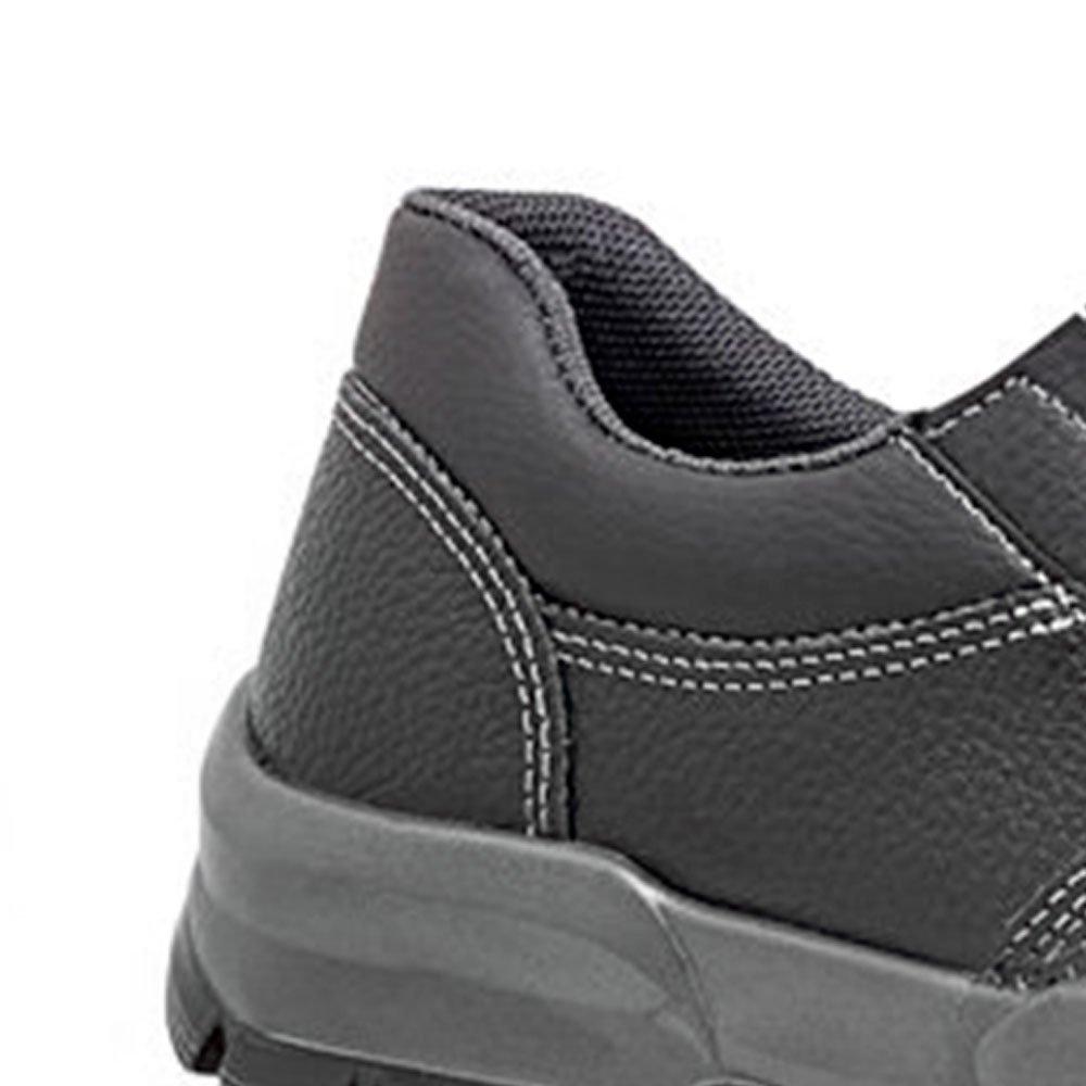 Sapato de Segurança HLS em Microfibra com Elástico Nr. 41 - Imagem zoom