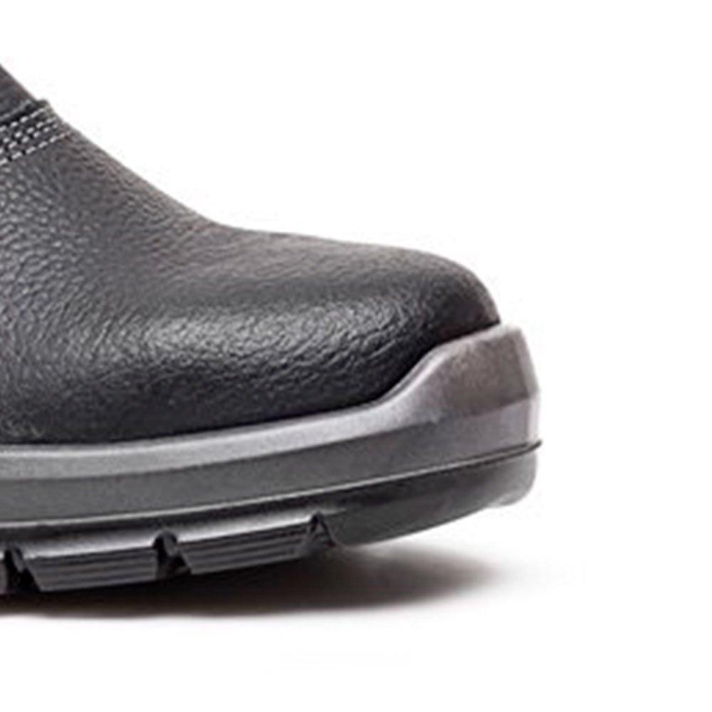 Sapato de Segurança Preto com Elástico Nº 42 - Imagem zoom