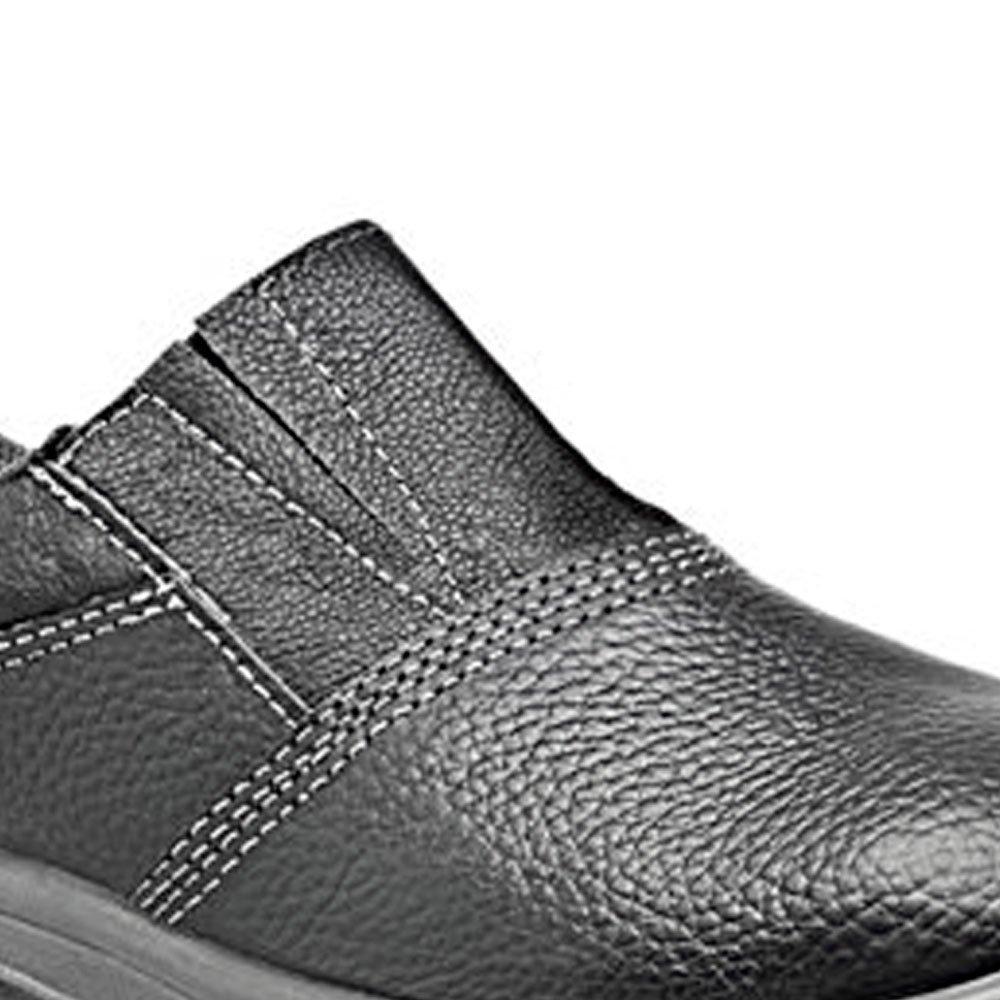 Sapato de Segurança Preto HLS em Microfibra com Elástico Nº 42 - Imagem zoom