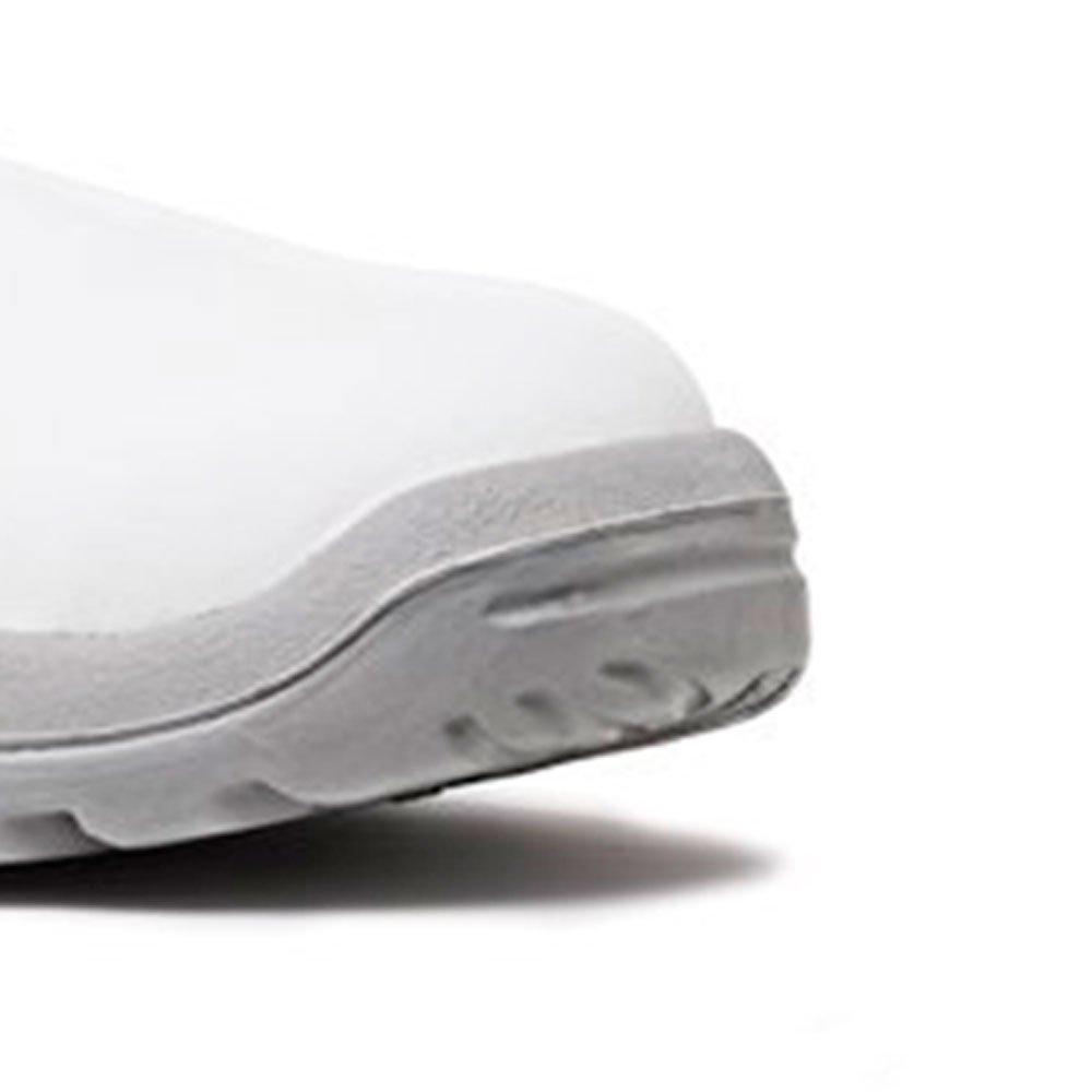 Sapato Branco de Segurança com Elástico Nº 42 - Imagem zoom