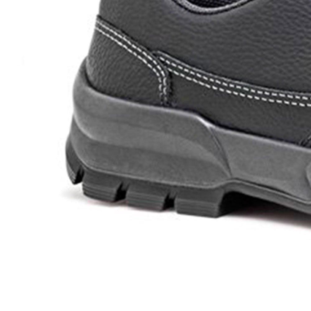 Sapato de Segurança Preto com Cadarço Nº 43 - Imagem zoom