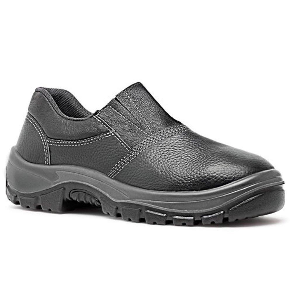 fec973359813d Sapato de Segurança HLS em Microfibra com Elástico Nº 43 - FUJIWARA ...
