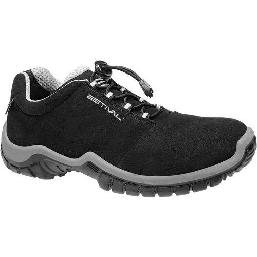 sapato de segurança energy audi n°39 preto e cinza
