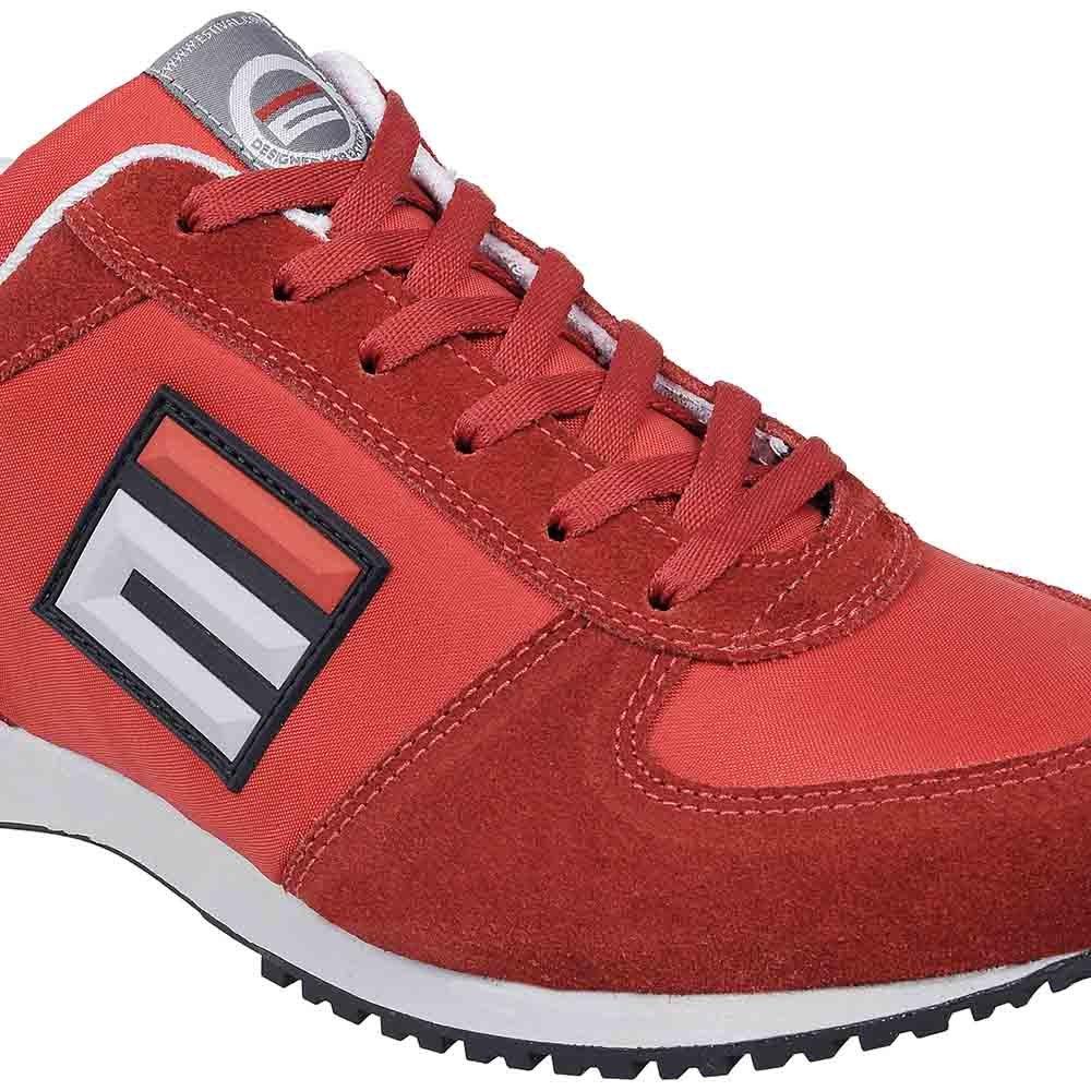 Tênis de Segurança Esportivo Energy Super N° 39 Vermelho - Imagem zoom