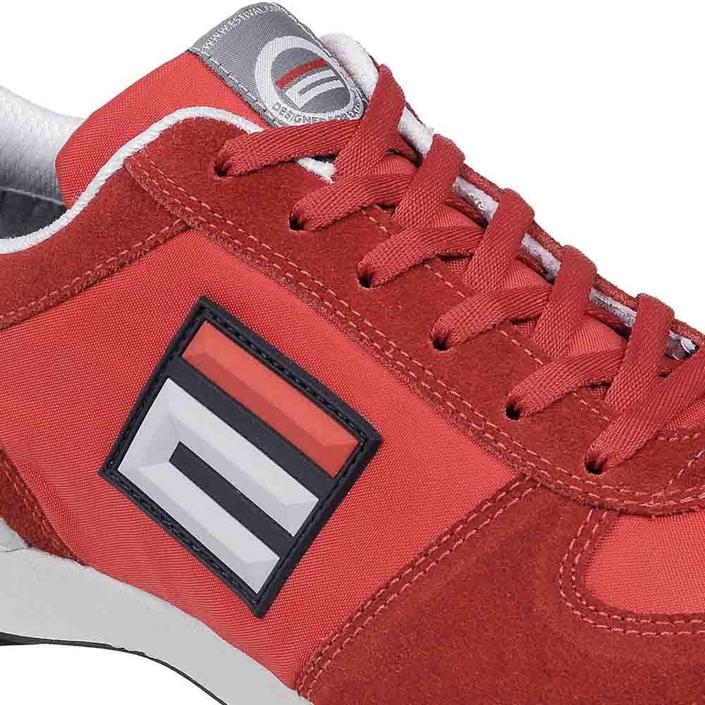 Tênis de Segurança Esportivo Energy Super N° 42 Vermelho - Imagem zoom