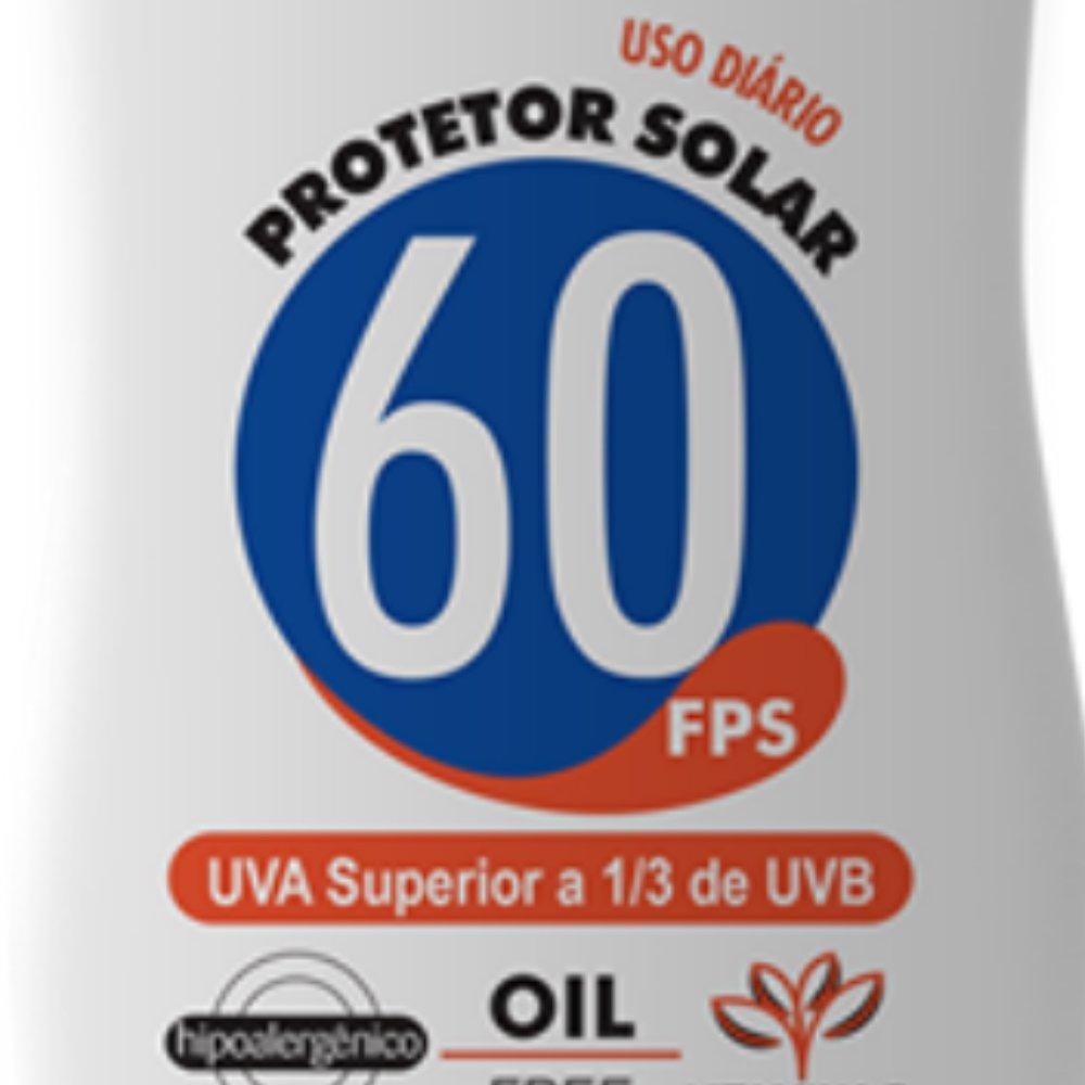Protetor Solar Profissional FPS 60 1/3 UVA 120ml - Imagem zoom