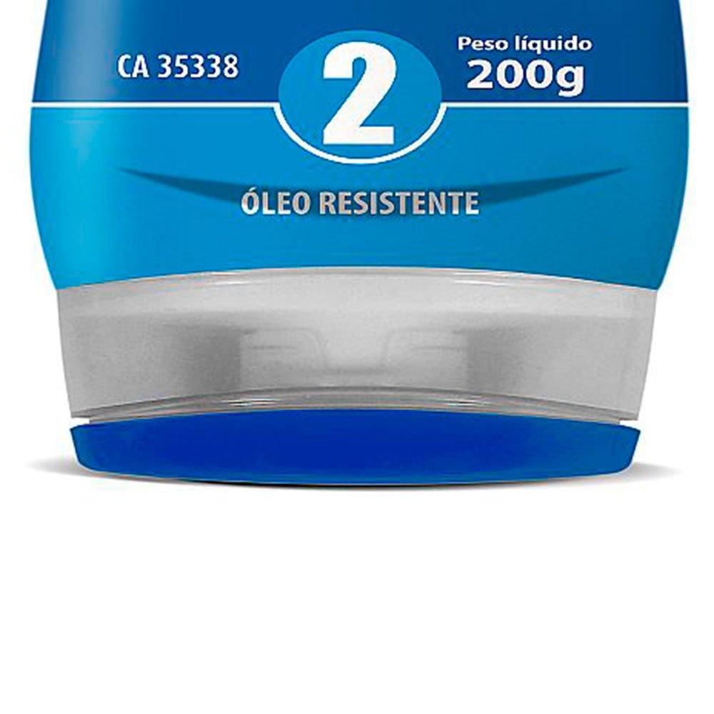Creme Protetor Luva Química Grupo 2 Bisnaga 200g - Imagem zoom