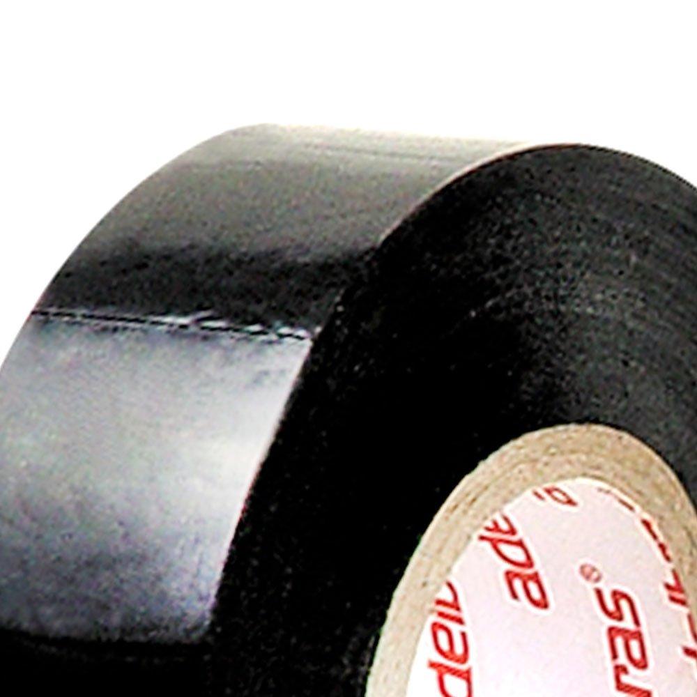 Fita Isolante Antichama Preta 19mm x 10m - Imagem zoom