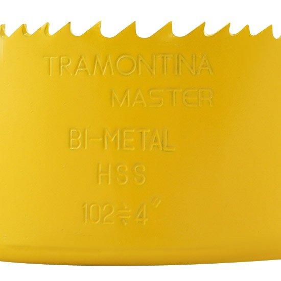 Serra Copo Bi-Metálica 4 Pol. - 102mm - Imagem zoom