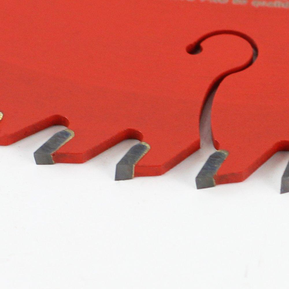 Disco de Corte para Serra Circular 185 x 20mm para Madeira com 60 Dentes - Imagem zoom