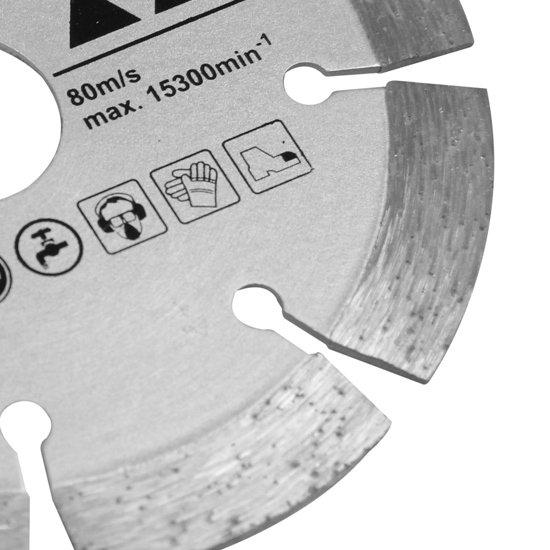 Disco Rebolo Diamantado 105 mm  - Imagem zoom