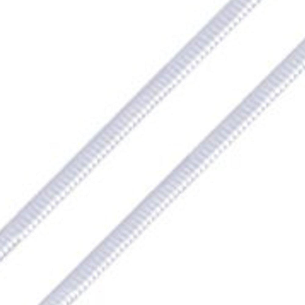 Abraçadeira de Nylon Natural 2,5 x 100 mm 20 Unidades - Imagem zoom