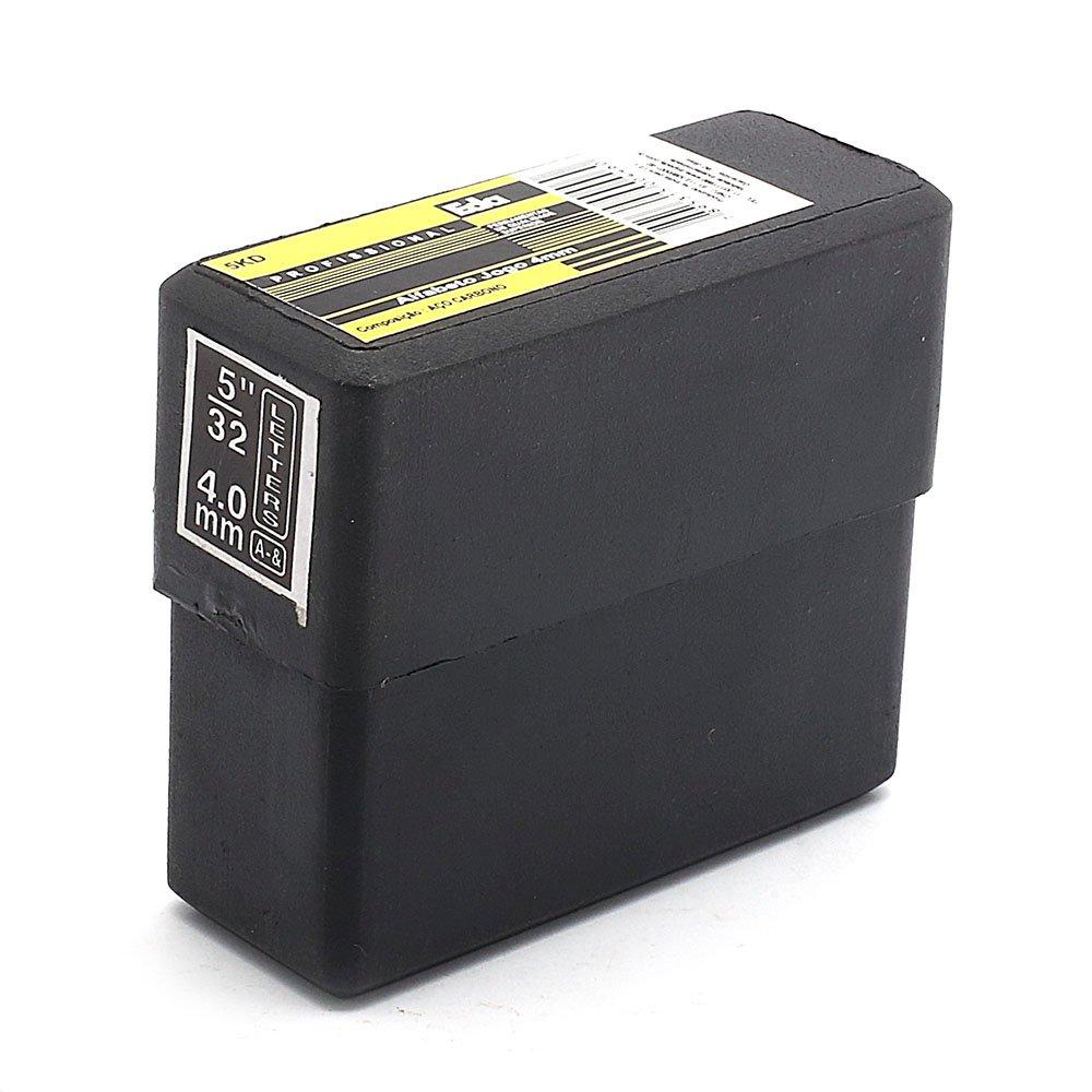 Jogo de Alfabeto de 4mm para Marcações com 27 Peças - Imagem zoom