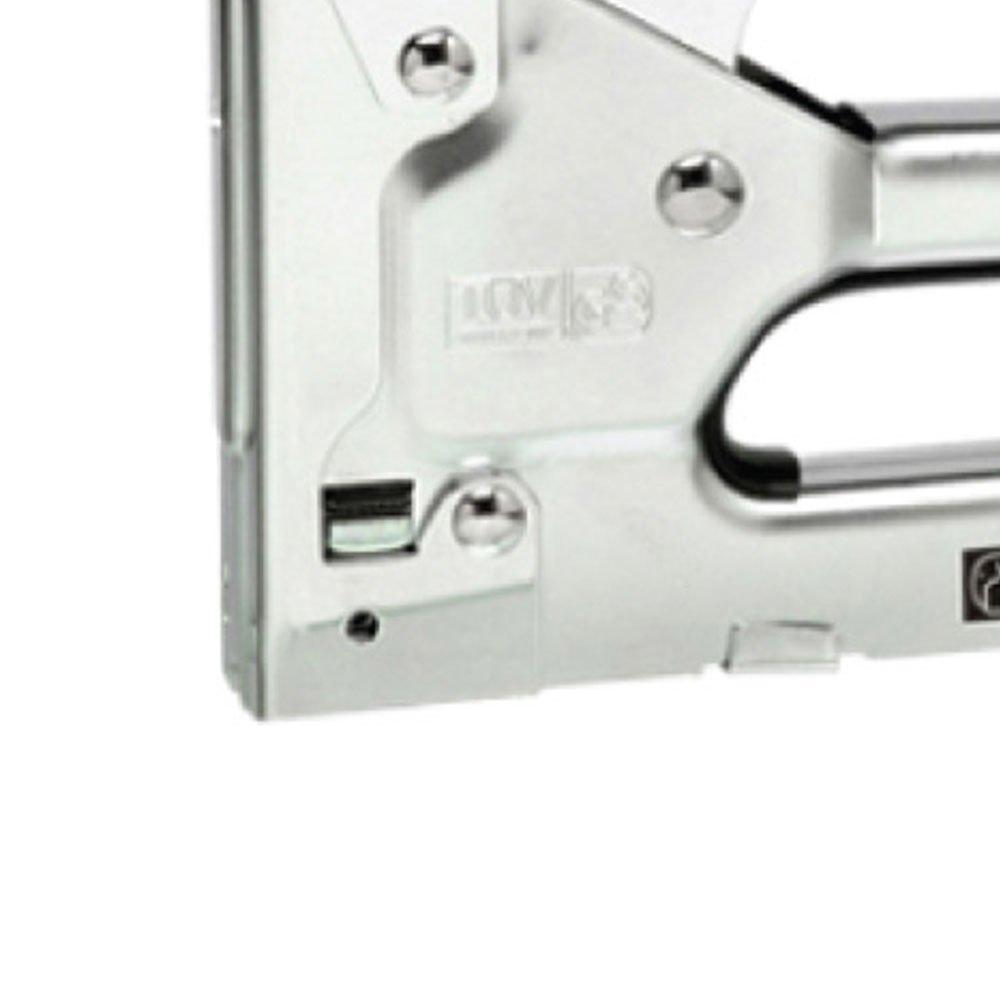 Grampeador Manual para Grampos 6 a 8mm e Pinos 10mm  - Imagem zoom