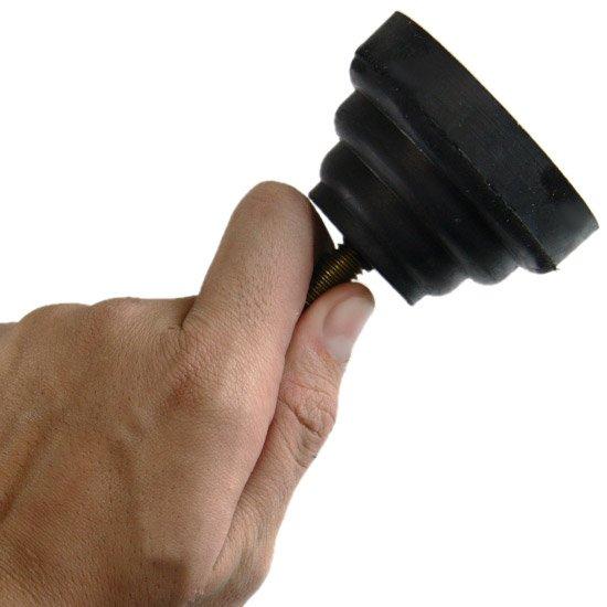 Amortecedores de Vibração Minivibraless 3/8 Pol. - Imagem zoom
