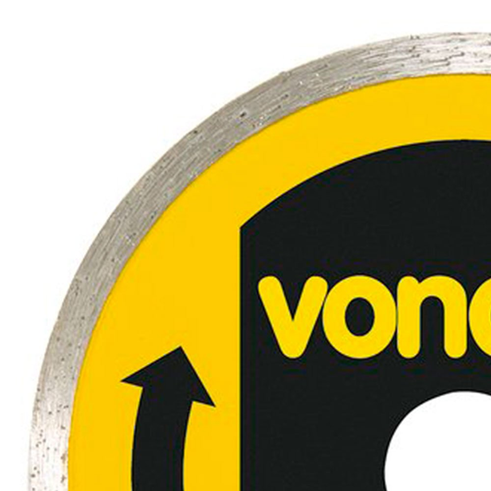 Disco de Corte Diamantado 110mm Anel Contínuo V1 - Imagem zoom