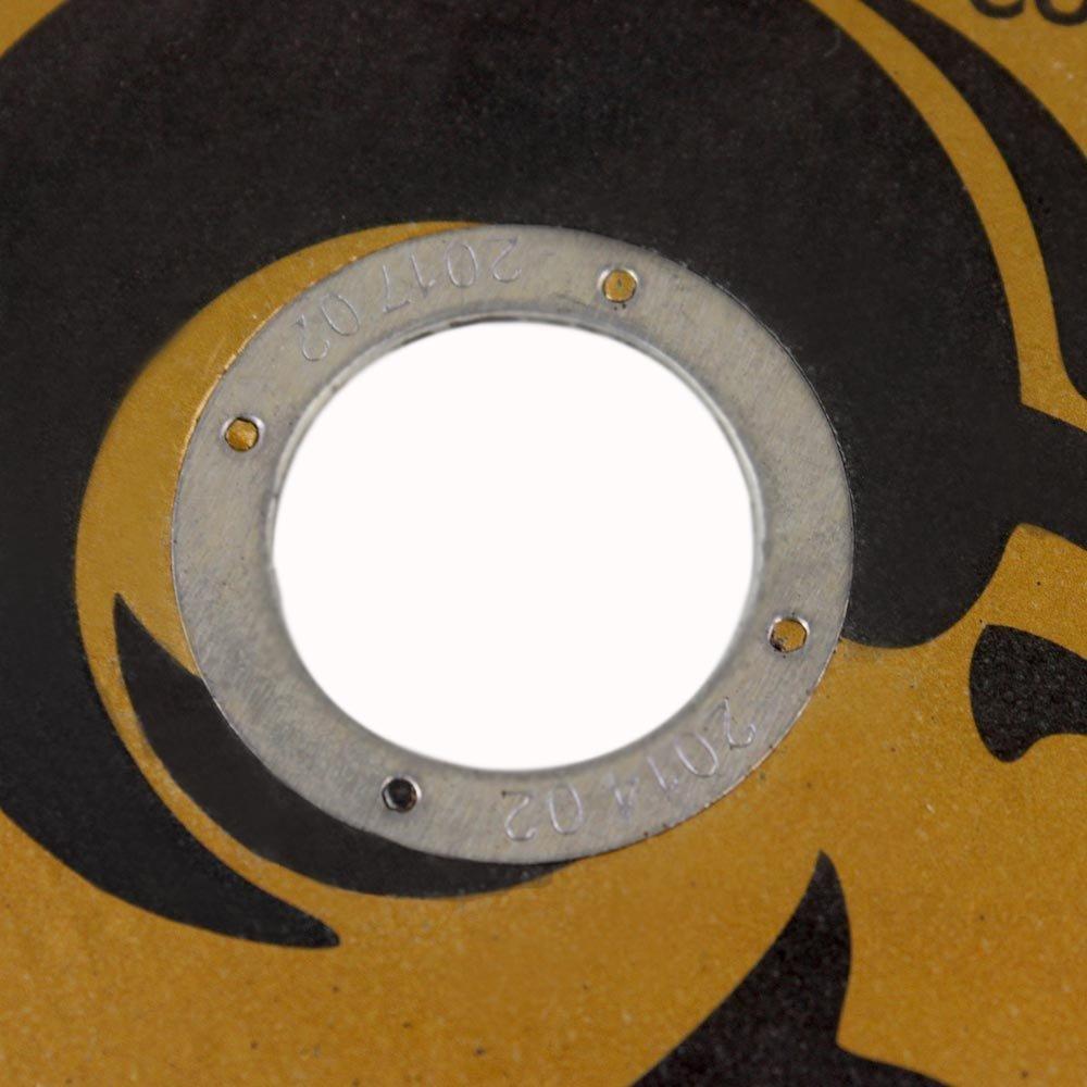 Kit com 10 Discos de Corte de Aço Inox 4.1/2 Pol.  - Imagem zoom