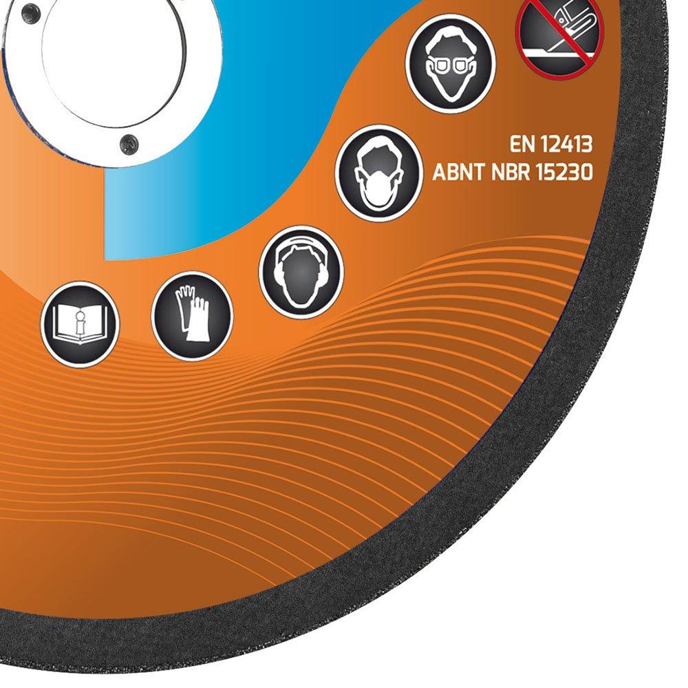 Disco de Corte Fino para Aço Inox e Materiais Endurecidos 12 Pol. - Imagem zoom