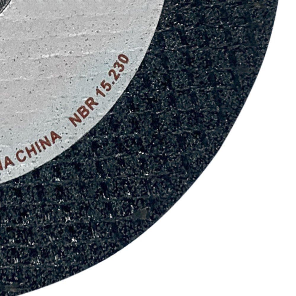 Disco de Corte Extra Fino Bronze 4.1/2 x 1/16 x 7/8 Pol. - Imagem zoom