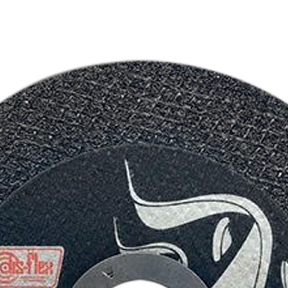 Disco de Corte Extra Fino Prata 4.1/2 x 1/25 x 7/8 Pol. - Imagem zoom
