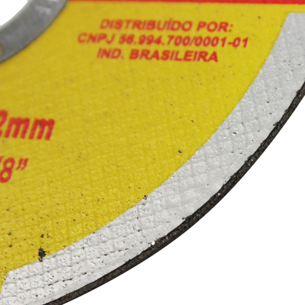 Disco de Corte de 4.1/2 Pol. para Aço Inox - Imagem zoom