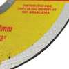 Disco de Corte de 4.1/2 Pol. para Aço Inox - Imagem 2