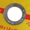 Disco de Corte de 4.1/2 Pol. para Aço Inox - Imagem 3