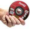 Disco de Corte Fino 115 X 1.0 X 22 mm - Imagem 5