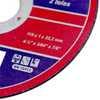 Disco de Corte para Aço Inox 4.1/2 Pol. - Imagem 3