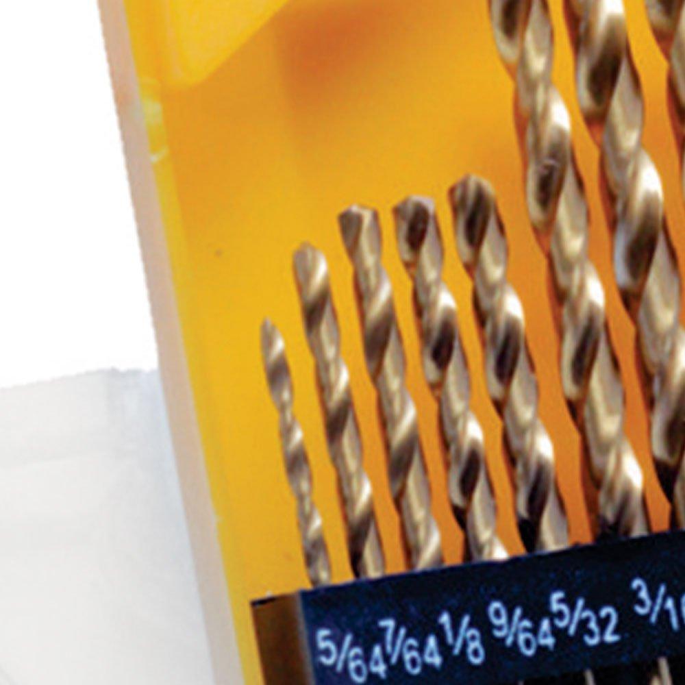 Jogo de Brocas em Aço Rápido com 13 Peças - Imagem zoom