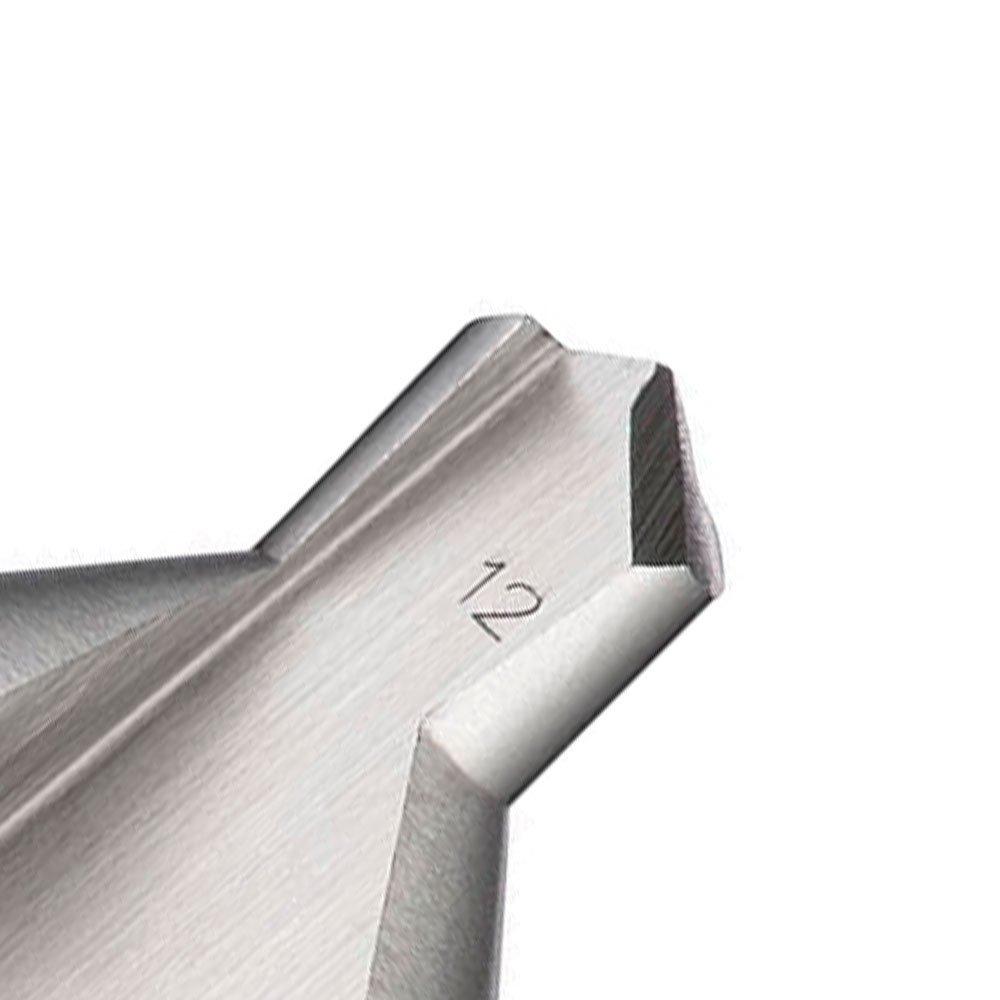 Broca Escalonada HSS 30 a 40mm - Imagem zoom