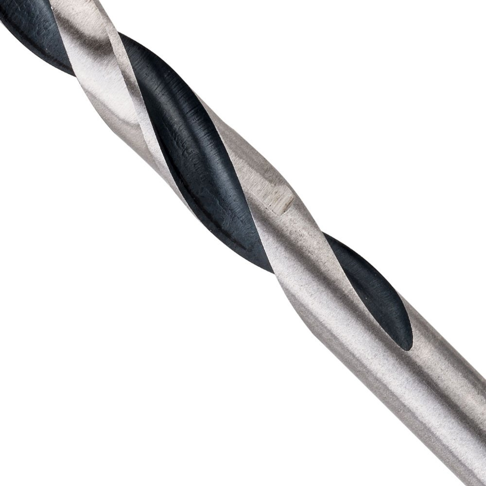 Jogo de Brocas para Metal HSS PointTeQ 6mm com 10 Peças - Imagem zoom