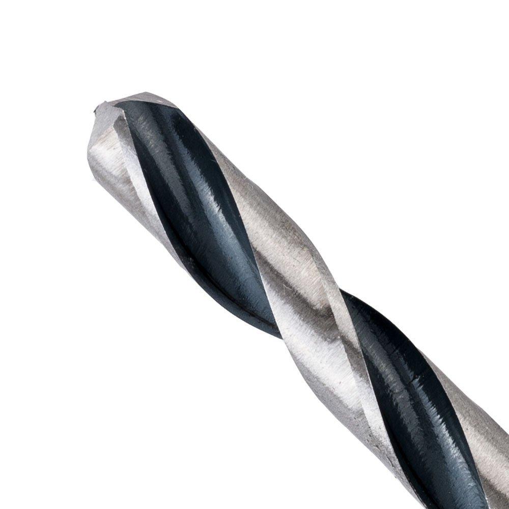 Jogo de Brocas para Metal HSS PointTeQ 6,6mm com 10 Peças - Imagem zoom