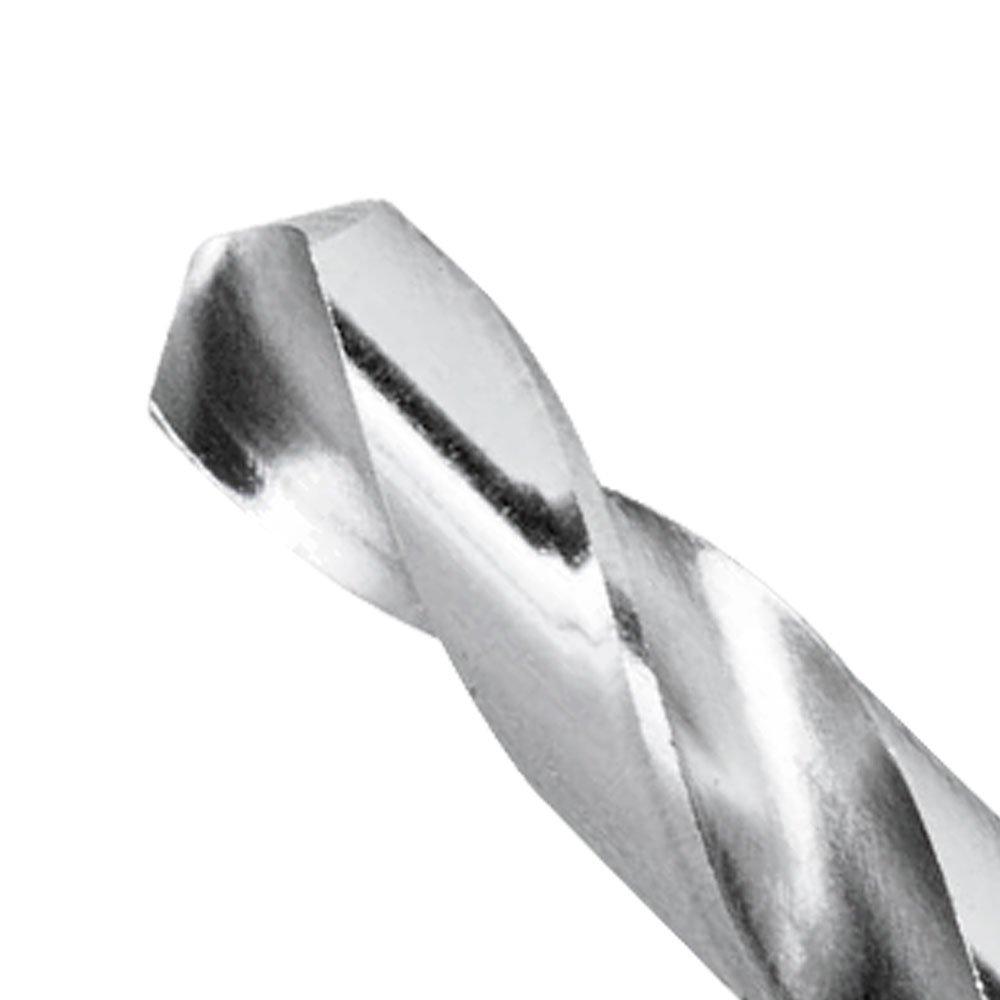 Broca Helicoidal em Aço Rápido 1/8 Pol. Plus - Imagem zoom