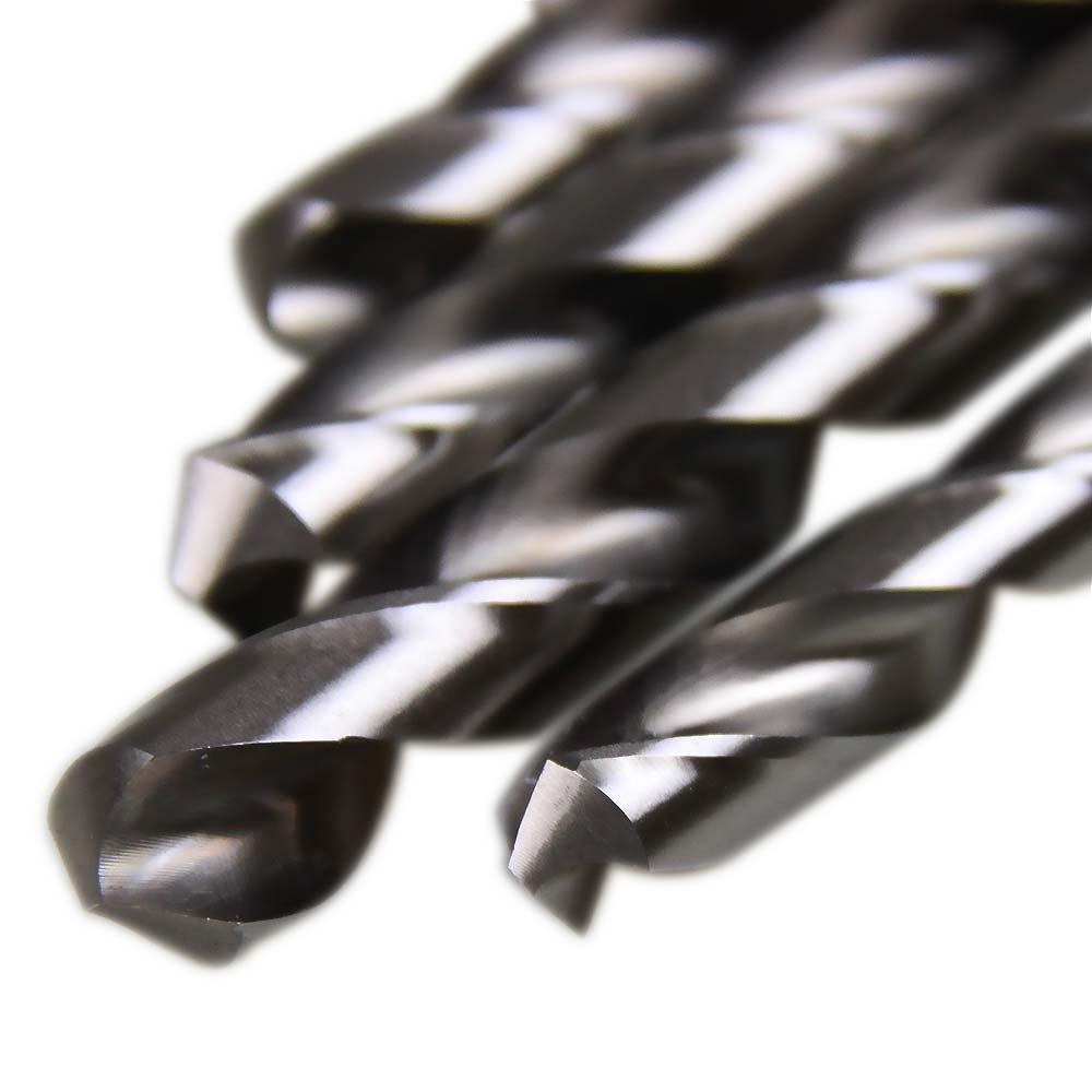Jogo de Brocas Aço Rápido em Milímetros para Metal com 25 Peças - Imagem zoom