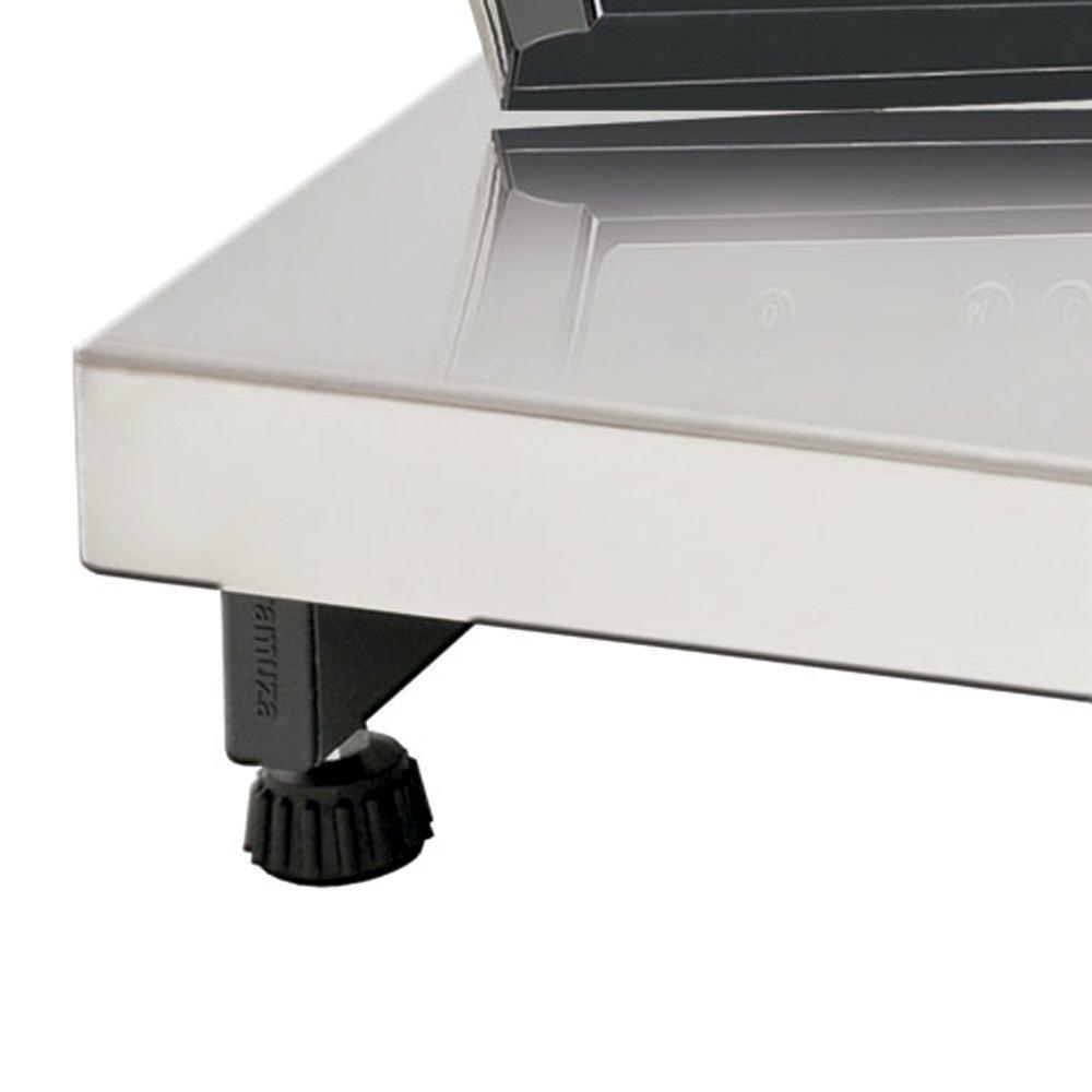 Balança 300Kg x 100g com Plataforma 500 x 500 mm IDR 10.000 ABS com Bateria - Imagem zoom