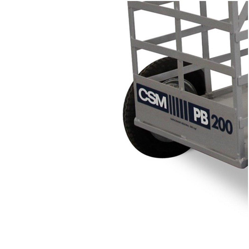 Carro Porta Blocos PB 200 - Imagem zoom