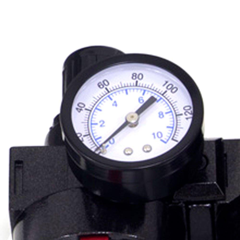 Filtro Regulador e Lubrificador 1/2 Pol. para Ar e Óleo - Imagem zoom