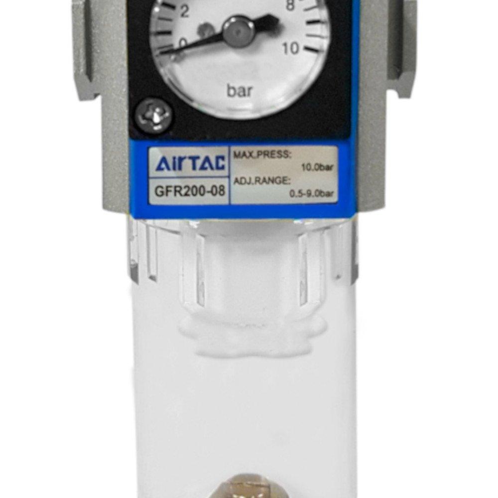 Filtro Regulador 1/4 Pol. Série 2 TFR14 - Imagem zoom