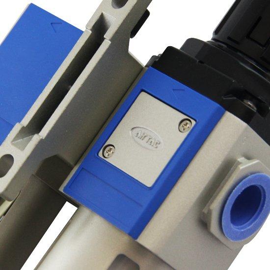 Filtro Regulador e Lubrificador 1/2 Pol. - Imagem zoom