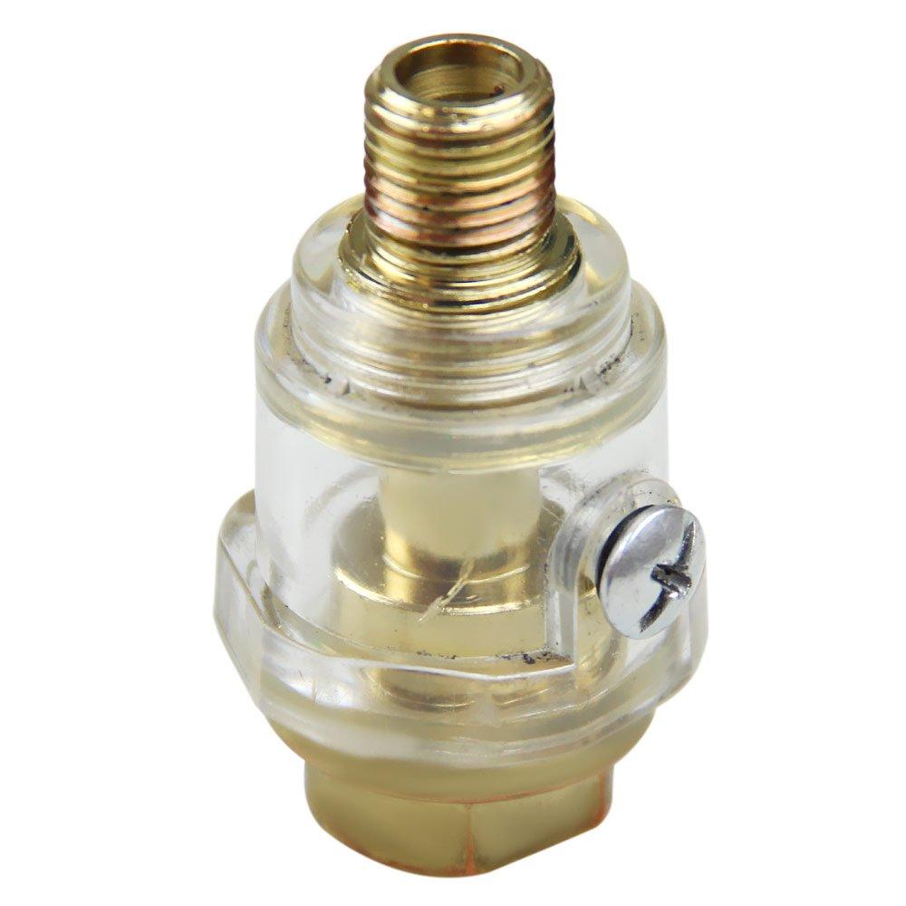 Mini Lubrificador 1/4 Pol. para Ferramentas Pneumáticas - Imagem zoom