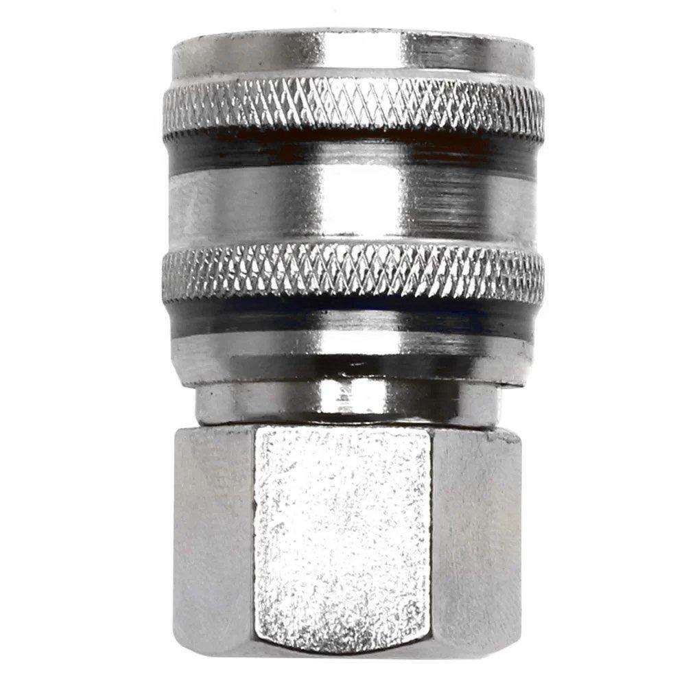 Kit Chave de Impacto 1/2 Pol. FG3300 com Acessórios + 3 x Engate Rápido Fêmea 1/2 Pol. - Imagem zoom