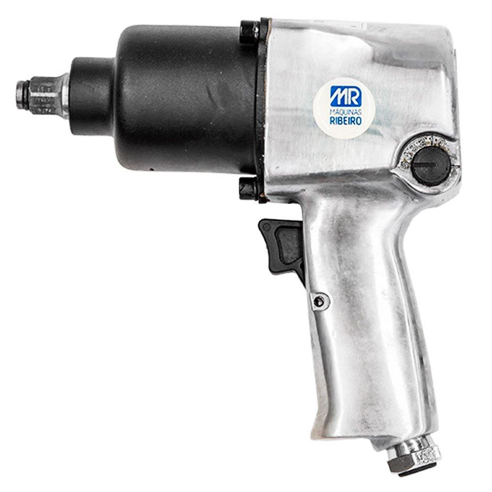 Kit Chave de Impacto Pneumática 1/2 Pol. com 16 Acessórios - Imagem zoom
