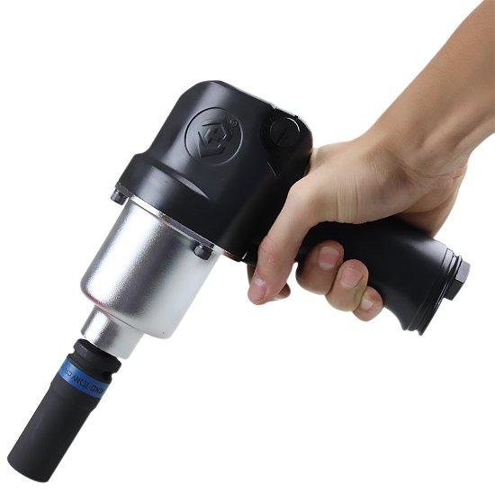 Chave Parafusadeira de Impacto com Encaixe de 1/2 Pol com 17 Peças - Imagem zoom
