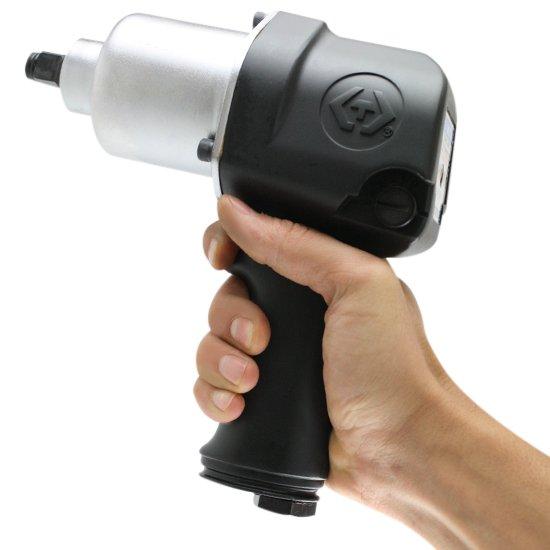 Chave Parafusadeira de Impacto com Encaixe de 1/2 Pol. Profissional - Imagem zoom