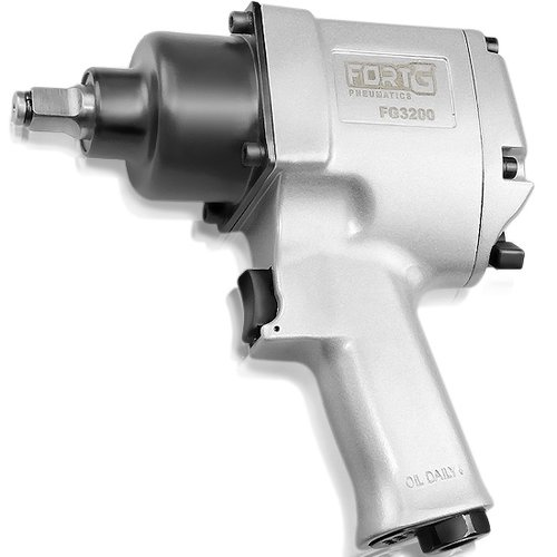 chave parafusadeira de impacto de 1/2 pol. - 81.6 kgfm  7.500 rpm