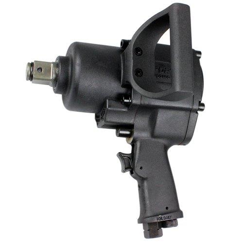 chave parafusadeira de impacto pneumática com eixo de 1 pol. curta 1.600 n.m