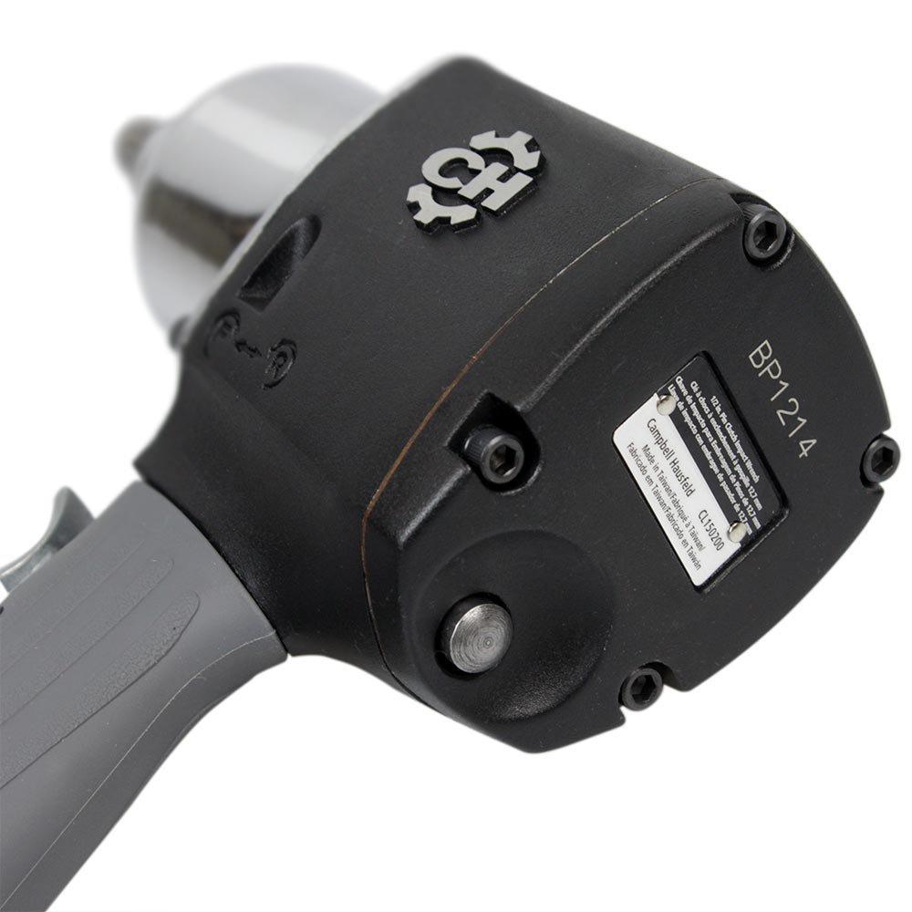 Chave de Impacto Industrial 1/2 Pol. 67,80Kgfm - Imagem zoom